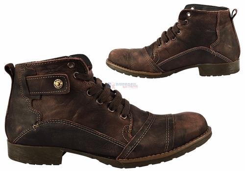 bota boots company  masculino promoção