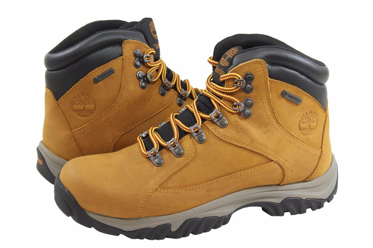 como comprar bonita y colorida donde puedo comprar Mid Bota Timberland Thorton 499 Hombre Hiker 3 tex Borcego Gore ...