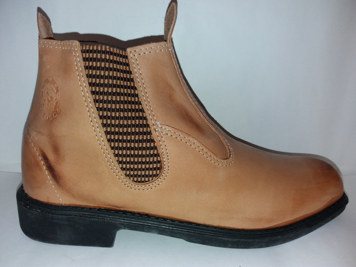 53ac959b0 bota botina couro melhor preço frete grátis envio imediato. Carregando zoom.