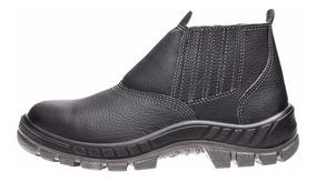 5069a5f0e Sapato Para Garçom Masculino Calcado Seguranca - Calçados, Roupas e Bolsas  com o Melhores Preços no Mercado Livre Brasil