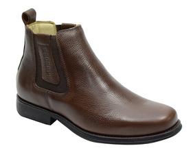 45451e4737 Botina Oliveira Anti Stress Masculino Coturno - Sapatos com o Melhores  Preços no Mercado Livre Brasil
