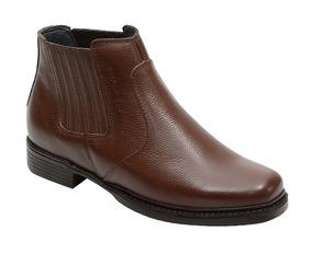 c99cb234f7e17 Bota Preta De Vaqueiro Com Ziper - Sapatos no Mercado Livre Brasil