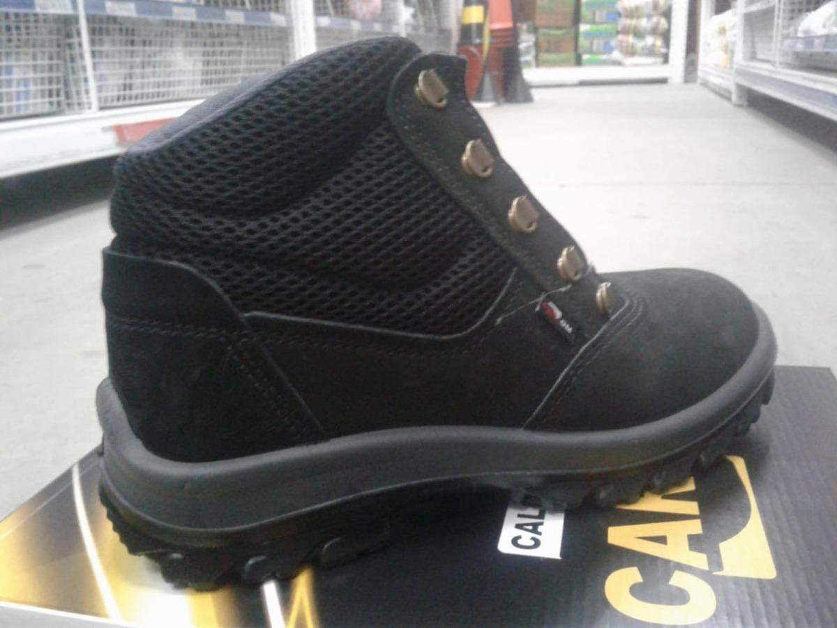 4b7daf2aebab8 bota botina sapato epi segurança feminino masculino. Carregando zoom.
