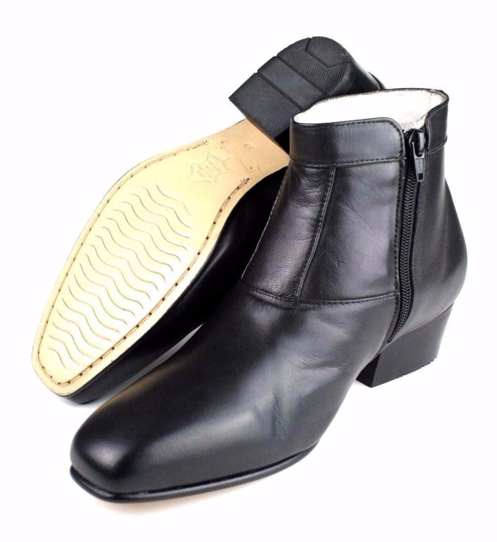 3c403e00e bota botina social masculina couro legítimo super luxo 3011. Carregando  zoom.