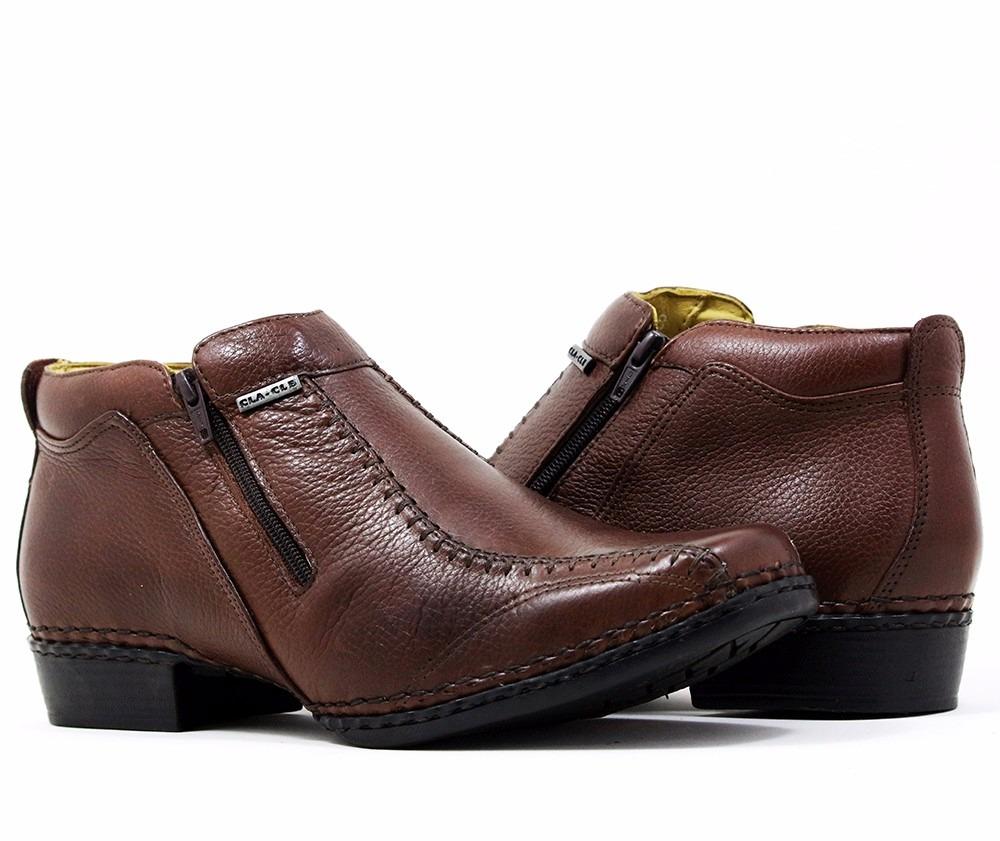 22ecf52fc bota botina social masculina frete grátis couro legítimo. Carregando zoom.