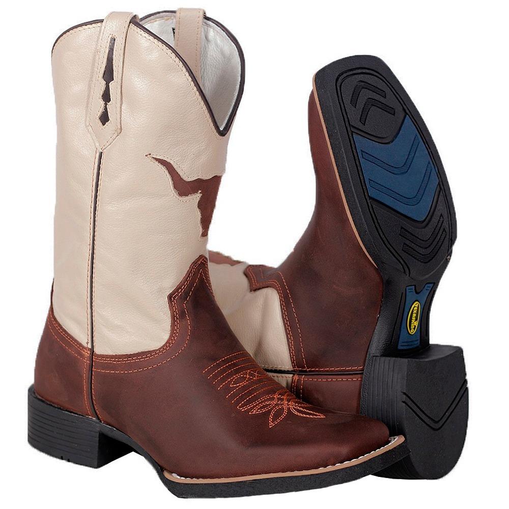0beda2d6fd bota botina texana masculina boi bonita barata frete grátis. Carregando zoom .