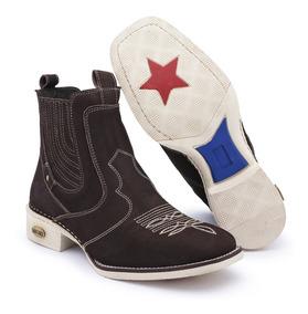 95e7f222d5 Botas Texanas Masculinas Durango Solado Couro - Calçados, Roupas e Bolsas  com o Melhores Preços no Mercado Livre Brasil