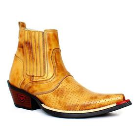 57facf20c4 Botas Exoticas Masculina - Sapatos com o Melhores Preços no Mercado Livre  Brasil