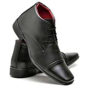 eff0e6fe50 Sapato Social Botinha - Sapatos com o Melhores Preços no Mercado Livre  Brasil