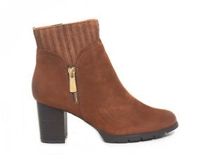 58fb10a46 Bota Botero 2017 - Botas Ankle boots para Feminino com o Melhores Preços no  Mercado Livre Brasil