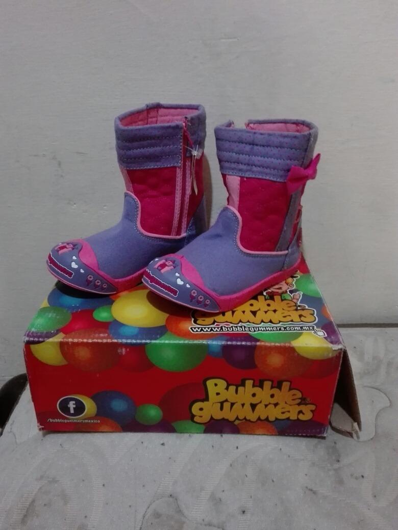 Bota Bubble Gumers Para Niña -   250.00 en Mercado Libre 782dd5970c3c