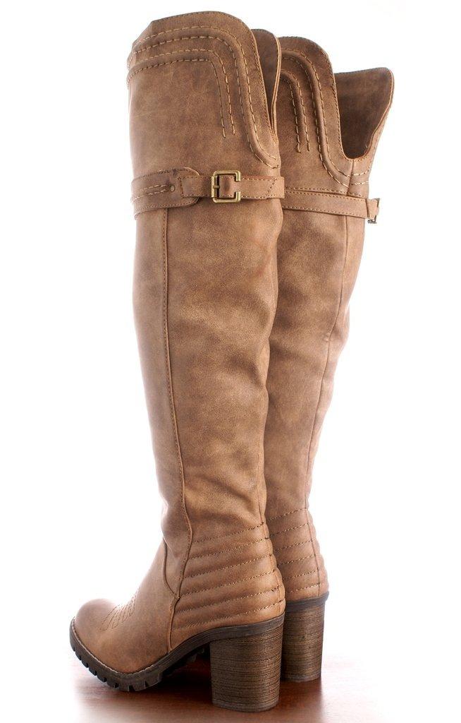 4e8c25ae699 Cargando zoom... bucanera mujer bota. Cargando zoom... bota caña alta  bucanera mujer cuero sintético interior piel