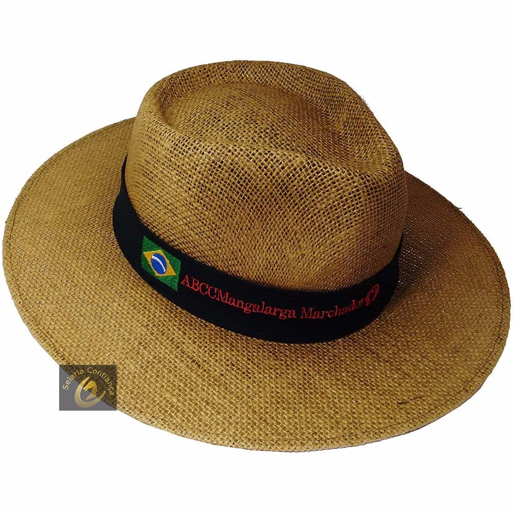 Bota Búfalo Botina + Chapeu Country Mangalarga Marchador - R  199 47ec4cb8d8d