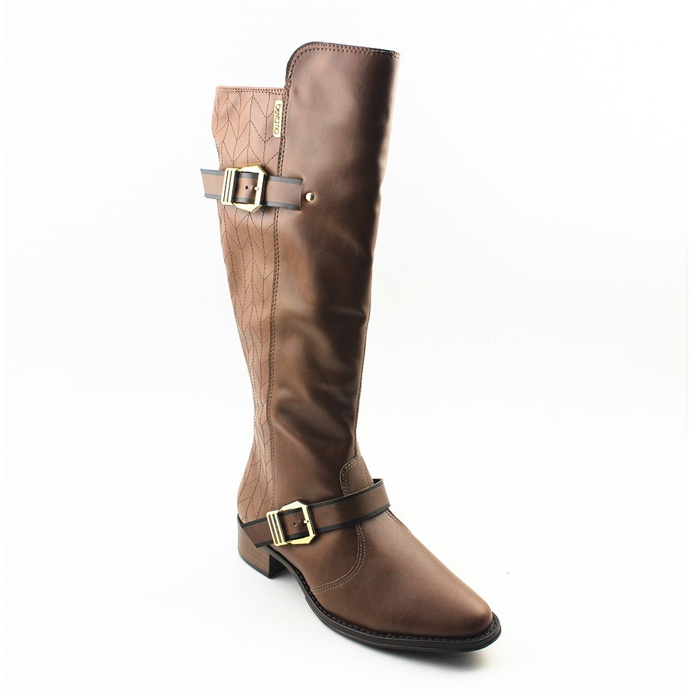 b688f4d0c90 bota cano alto feminina montaria beira rio marrom - 582816. Carregando zoom.
