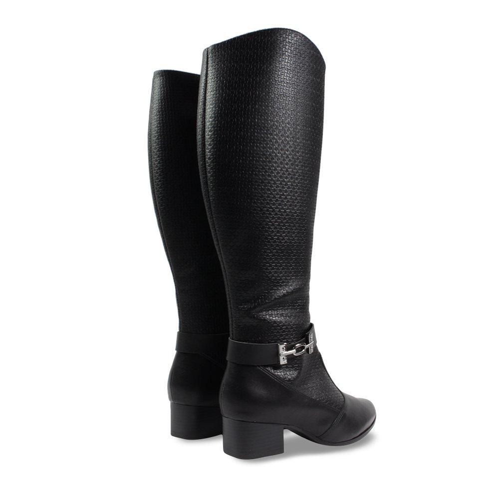 08d470750f bota cano alto feminino ramarim textura 1857136. Carregando zoom.