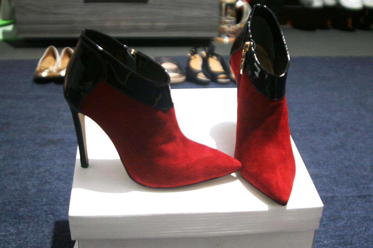Bota Cano Curto - Ankle Boot - R  179,90 em Mercado Livre ea731f1475