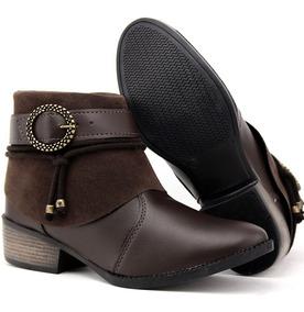 afab483d2 Pittol Calcados Feminino Botas - Calçados, Roupas e Bolsas com o Melhores  Preços no Mercado Livre Brasil