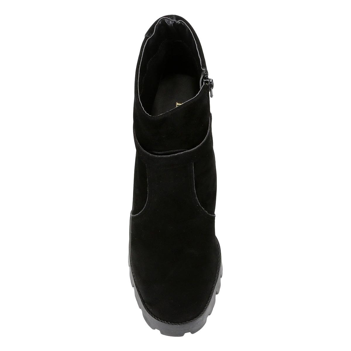 ce5590b0b61 bota cano curto drezzup tratorada fivela siena feminina. Carregando zoom.