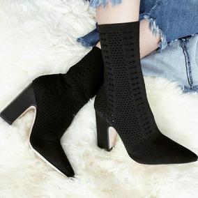 2cd155751b Sapato Boneca Bico Salto Quadrado - Sapatos no Mercado Livre Brasil