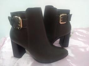 47560c8e21 Bota Ramarim Total Comfort Cano Curto - Sapatos no Mercado Livre Brasil