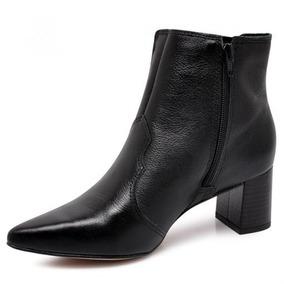 638e128b4 Ankle Boot Tanara - Sapatos com o Melhores Preços no Mercado Livre ...