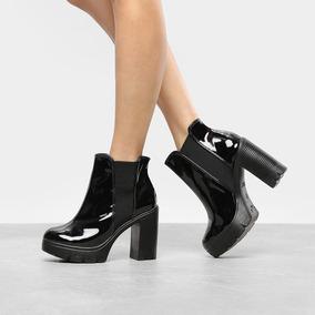 a62cda71cd Bota Zatz Verniz - Sapatos no Mercado Livre Brasil
