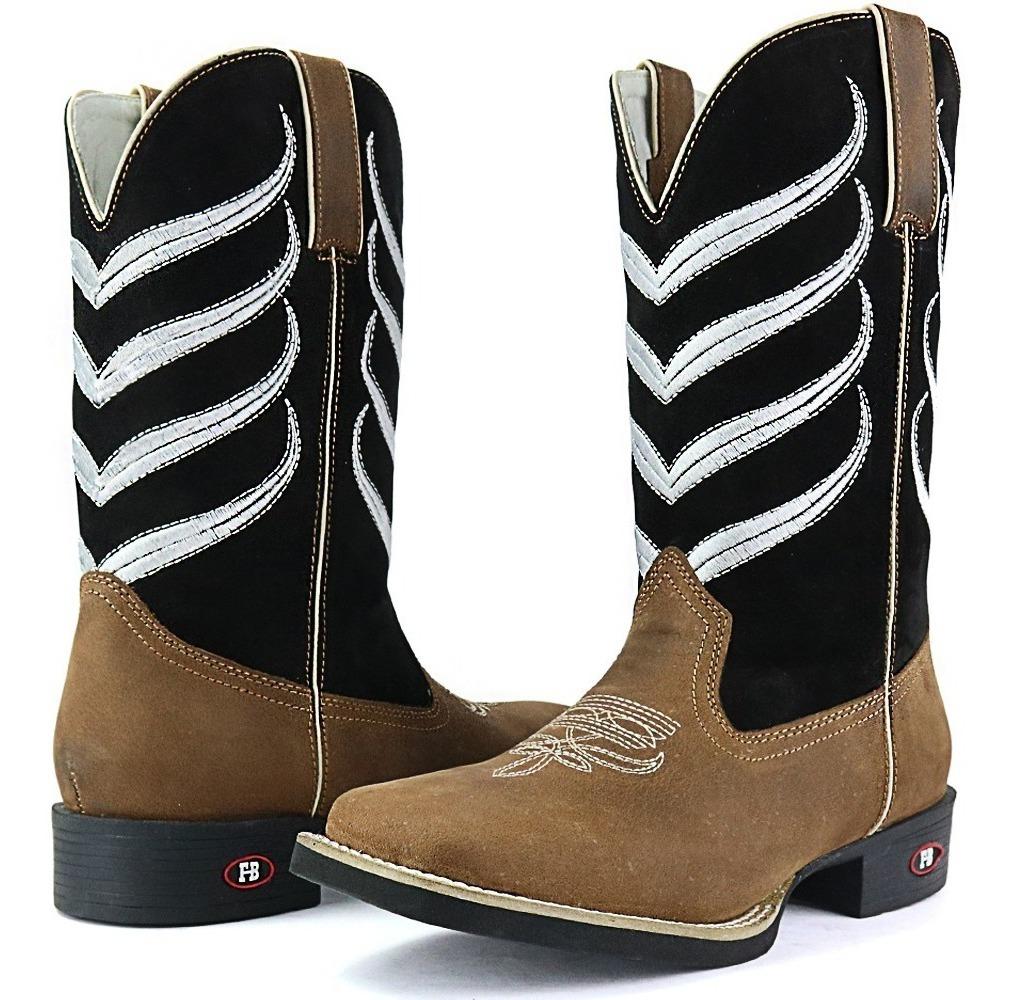 2de8579a5ba64 bota cano long masculina cowboy texana promoção lançamento. Carregando zoom.