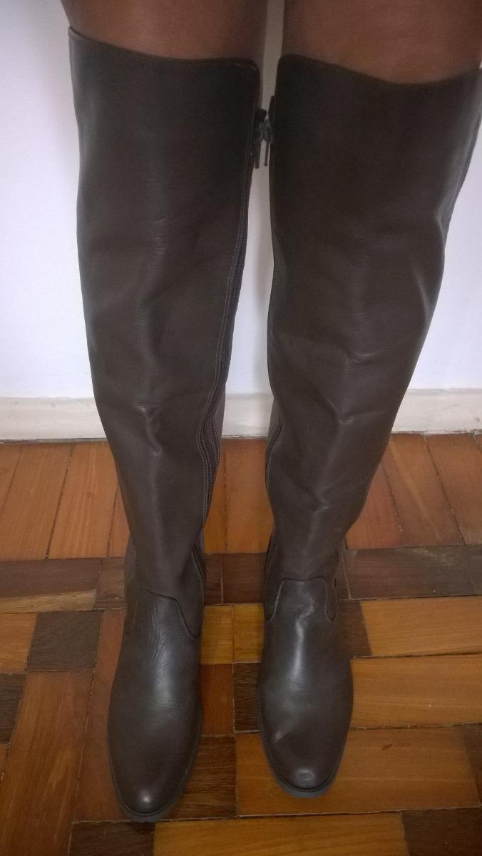 b41bdea134 bota cano longo até os joelhos nova. Carregando zoom.