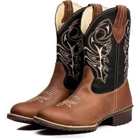 1a7743f13 Kit Bota Country Masculina - Calçados, Roupas e Bolsas com o Melhores  Preços no Mercado Livre Brasil