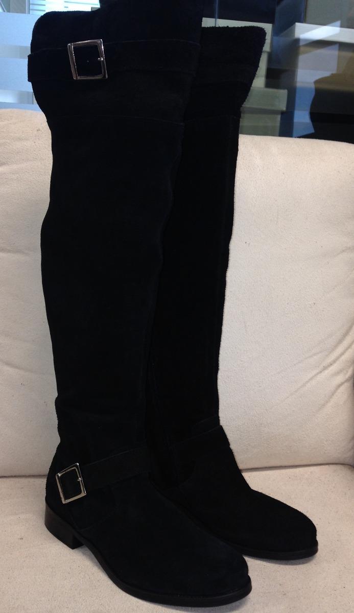 dca3b85c876 bota cano longo feminina camurça over knee. Carregando zoom.