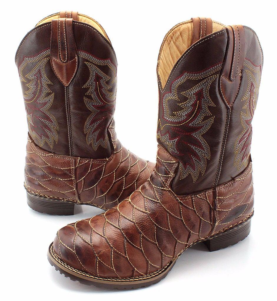 ee39ac8664 Bota cano longo texana escamada country masculina couro jpg 941x1024 Bota  country cano alto masculina
