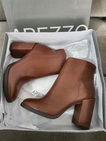f933065a9 Sapatos De Salto Grosso Fechadoscole Ao 2014 Feminino - Botas Arezzo ...
