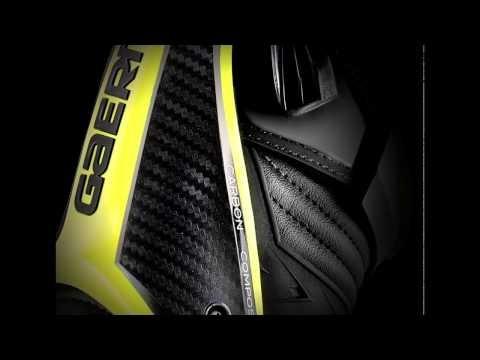 bota carbono gaerne gp1 preta nível supertech alpinestars