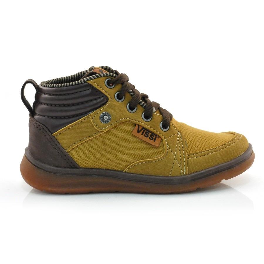 bota casual infantil vissi - 082 - vizzent calçados. Carregando zoom. e97e417a64f