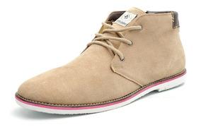 b43734224 Bota Feminina Tanara Camurça Homem Botas - Sapatos com o Melhores ...