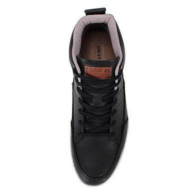 88cd795d54 Bota Casual Masculina West Coast Bruce - Preto - R  149