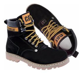 ebaa5b9d8 Cor Bronze Bota Caterpillar Men S Founder Boston Boot - Botas com o  Melhores Preços no Mercado Livre Brasil