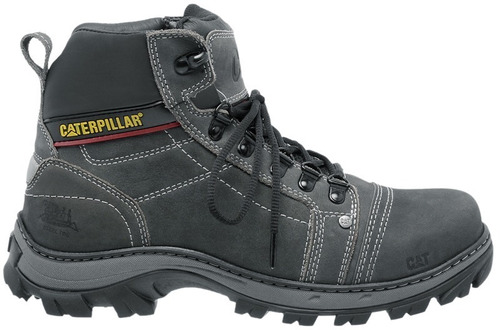 bota caterpillar original cat 2018 +brinde/ syder saptilha