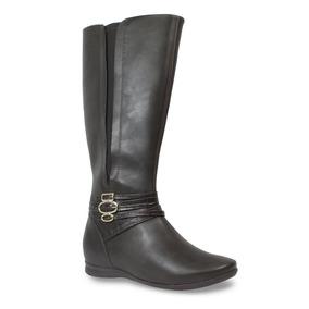 9624d012a6 Bota Comfortflex Com Fivela - Sapatos com o Melhores Preços no Mercado  Livre Brasil