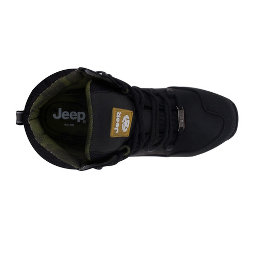 bota corta industrial jeep 3560 negro caballero