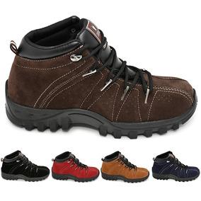 811f72123bc45 Sapato 775 Camurca Masculino Coturno - Botas com o Melhores Preços no  Mercado Livre Brasil
