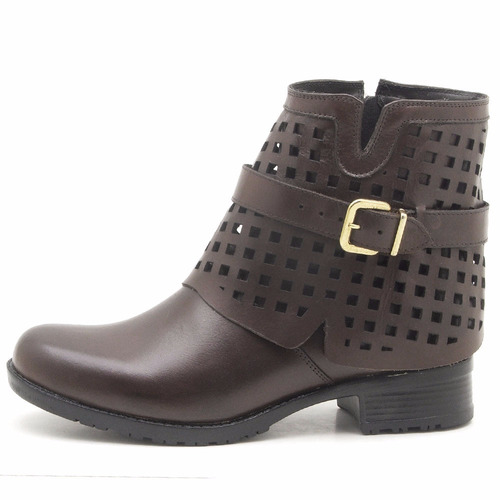 bota coturno atron shoes