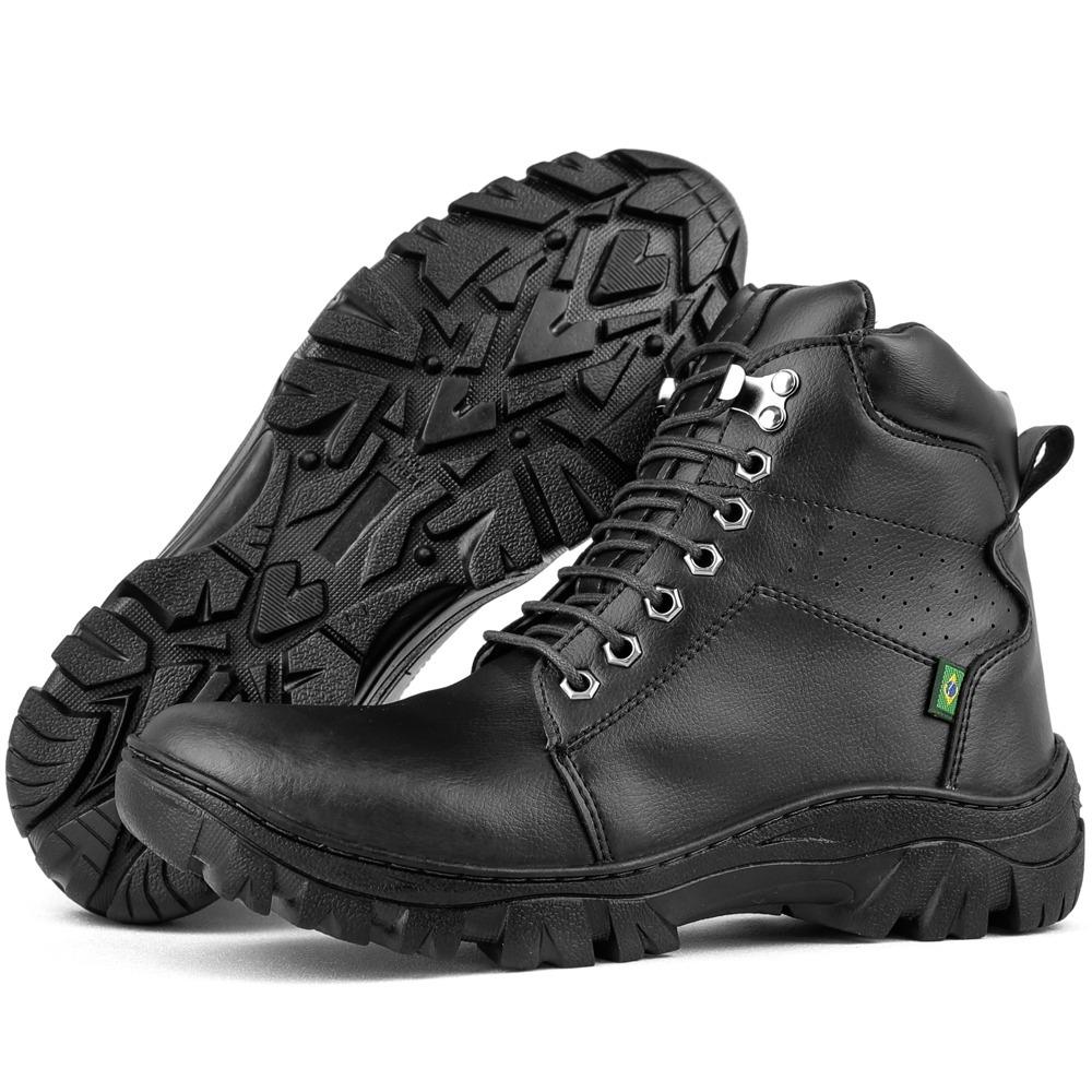 48f802ed0 bota coturno boot masculino barato promocao melhor preco. Carregando zoom.