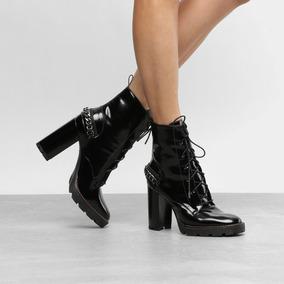 87b519fbb Sapato Salto Agulha De Oncinha Da Carrano - Botas para Feminino no ...