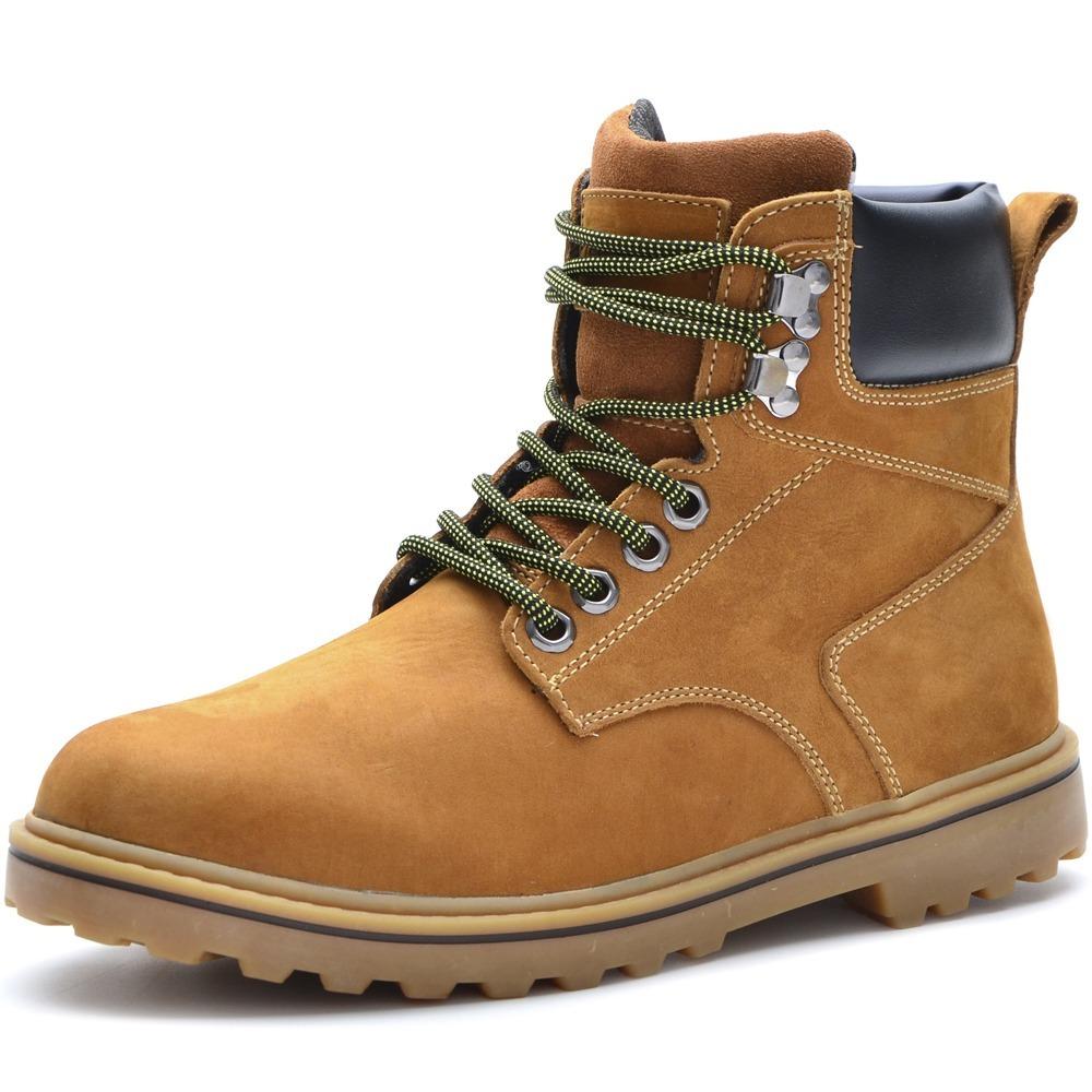 bota coturno casual loja sapato brasil botina masculino. Carregando zoom. a6ef6d88431
