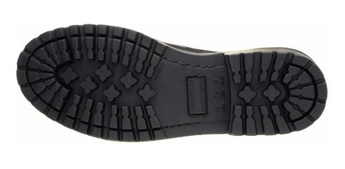 bota coturno clacle latego - estilo caterpillar - 024