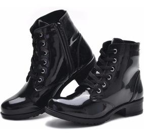 d9960e6ac Schutz Sapato Preto Verniz Preto- - Sapatos com o Melhores Preços no ...