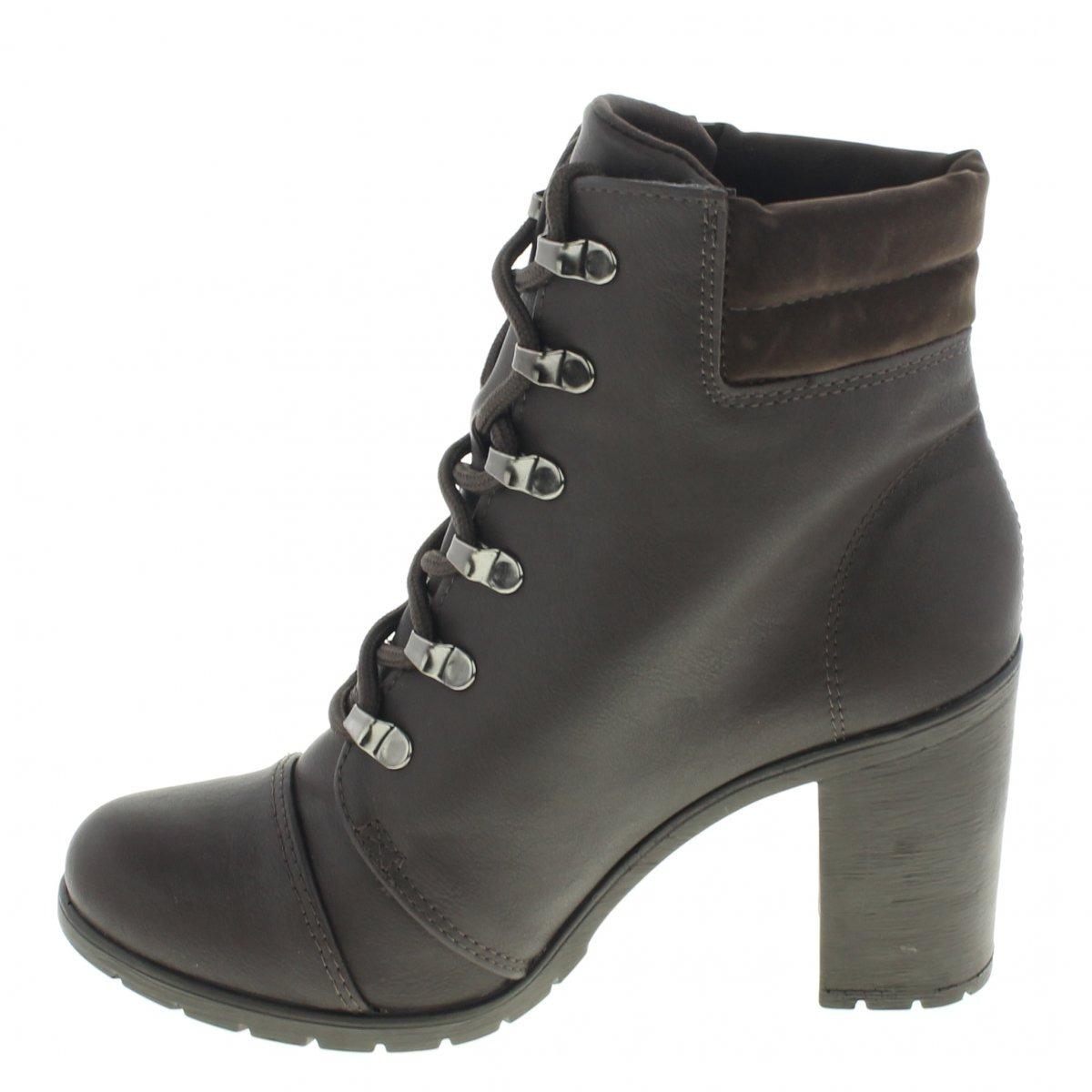 d83e419012 bota coturno dakota b9571 camurça salto feminino. Carregando zoom.