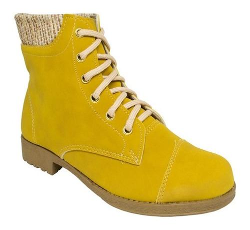 bota coturno feminina botinha preço de fábrica qualidade 541