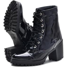 43fce8b23 Bota Feminina 2018 - Sapatos com o Melhores Preços no Mercado Livre Brasil